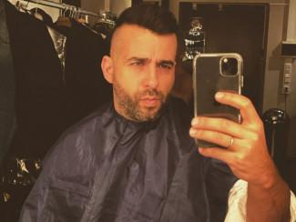 Иван Ургант подстригся