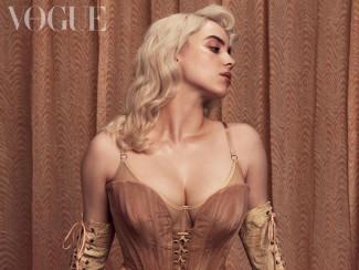 Билли Айлиш в журнале Vogue