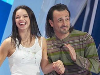 Алиса Гребенщикова и Илья Авербух фото