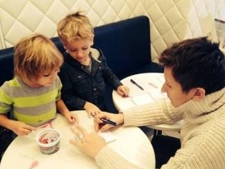 Диана Арбенина и дети