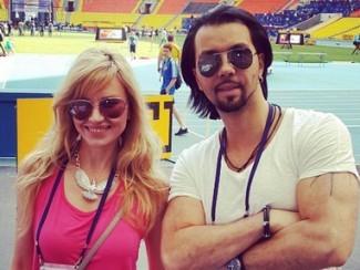 Ирина Нельсон и Денис Клявер