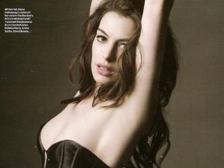 Энн Хэтэуэй Anne Hathaway