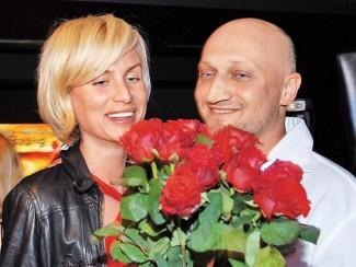 Ирина Скрипниченко и Гоша Куценко