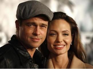 Анджелина Джоли и Брэ Питт фото