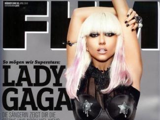 FHM Lady GaGa Леди ГаГа