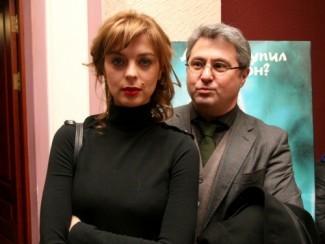 Кристина Кузьмина и Дмитрий Месхиев