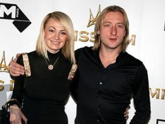 Рудковская и Плющенко поженились
