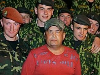 Расторгуев отправился на войну