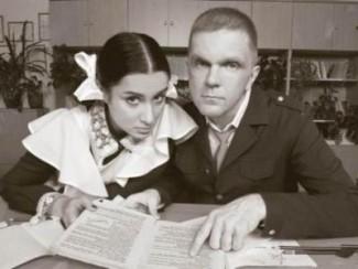 Тина Канделаки и Андрей Колесников
