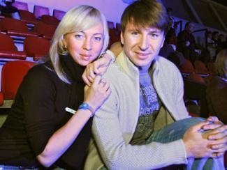 Фото Алексей Ягудин и Татьяна Тотьмянина