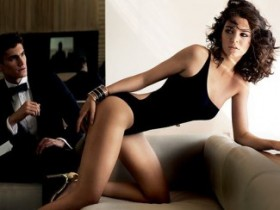 Кендалл Дженнер в бикини-фотосессии для журнала Allure (8 ФОТО)