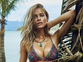 Таня Митюшина в рекламе купальников (17 ФОТО)