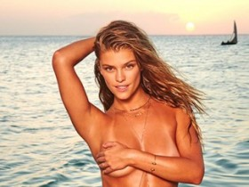 Неповторимая Нина Агдал в Sports Illustrated Swimsuit Issue (35 ФОТО)