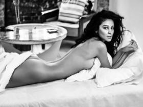 Скандальная фотосессия, из-за которой Равшана Куркова рассталась с гражданским мужем (6 ФОТО)