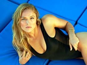 Как Ронда Роузи снималась голой для Sports Illustrated (30 ФОТО)