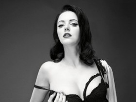 Телеведущая Виктория Аверкина в журнале Playboy (6 ФОТО)