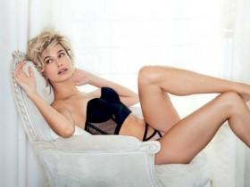 Дочь Стивена Болдуина Хейли снялась в мужском журнале Maxim (13 ФОТО)