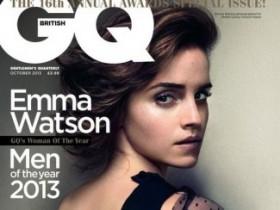 Эмма Уотсон на обложке GQ (6 ФОТО)