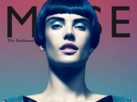 Алессандра Амбросио в декабрьском номере «Muse» (9 ФОТО)