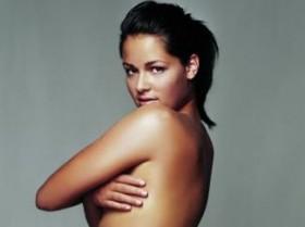 Ана Иванович названа самой очаровательной спортсменкой 2009 года (ФОТО)