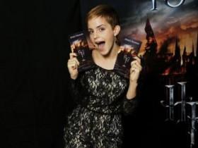 Эмма Уотсон в рекламе очередного фильма о Гарри Поттере (5 ФОТО)