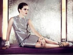 Эмма Уотсон в американском Vogue (7 ФОТО)