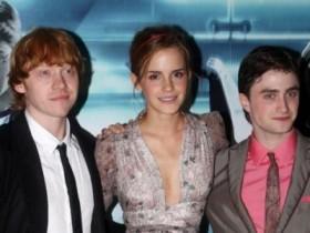 """На премьере актеры """"Гарри Поттера"""" попали под ливень (26 ФОТО)"""