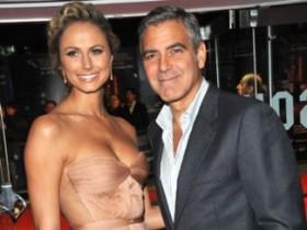 Джордж Клуни презентовал свою новую подругу (9 ФОТО)