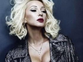 Лера Кудрявцева согласилась стать Мадонной для журнала OK! (5 ФОТО)