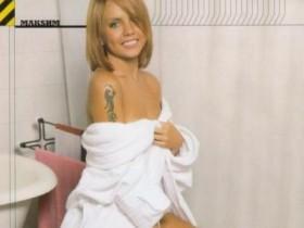 Певица МакSим обнажилась для журнала Maxim (9 ФОТО)