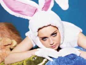 Майли Сайрус обнажилась для обложки V Magazine (7 ФОТО)