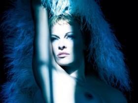 Памела Андерсон полностью разделась для журнала Purple (5 ФОТО)