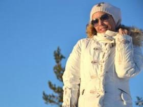 Жанна Фриске сменила Таиланд на Финляндию (14 ФОТО)