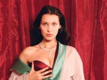 Белла Хадид почти удержалась от эротики на съемках W Magazine (11 ФОТО)
