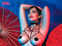 Даша Астафьева полностью разделась для XXL (10 ФОТО)