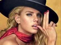 Очаровательная Шарлотта МакКинни в журнале GQ (12 ФОТО)