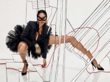 Рианна обручилась с арабским миллиардером и снялась для Vogue (17 ФОТО)