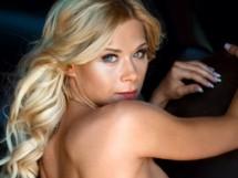 Немецкая фигуристка Таня Шевченко в журнале Playboy (23 ФОТО)
