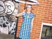 Красочная Мэйси Уильямс в журнале InStyle (7 ФОТО)