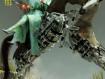 Леди ГаГа снялась в образе обнаженного андроида (9 ФОТО)