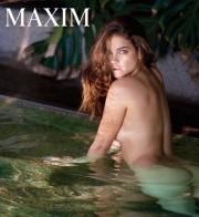 Модель и актриса Барбара Палвин в журнале Maxim