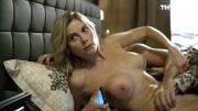 41-летняя Анна Невская показала свою новую силиконовую грудь