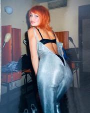 Анфиса Чехова поделилась пикантным фото времен молодости