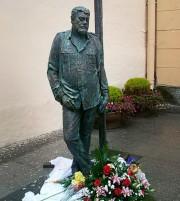 В Санкт-Петербурге открыли памятник Сергею Довлатову