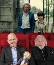Герои французского фильма «Игрушка» Пьер Ришар и Фабрис Греко спустя 40 лет