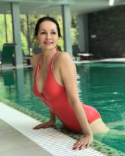 50-летняя Ольга Кабо выложила свое фото в купальнике