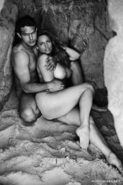 Келли Брук снялась в эротической фотосессии