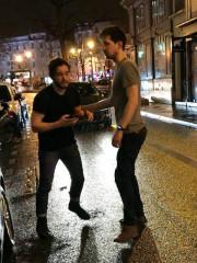 Звезда «Игры престолов» Кит Харингтон вусмерть напился в Париже
