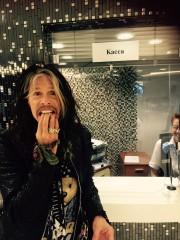 Фронтмен Aerosmith Стивен Тайлер прилетел в Россию