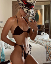 Юлия Паршута похвасталась идеальным телом